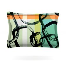 Sixties Stripe by Theresa Giolzetti Pillow Sham