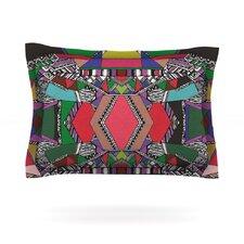 African Motif by Vasare Nar Featherweight Pillow Sham