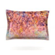 Blushed Geometric by Nikki Strange Featherweight Pillow Sham