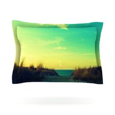 Walk With Love by Robin Dickinson Pillow Sham