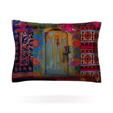 Ethnic Escape by S. Seema Z Featherweight Pillow Sham