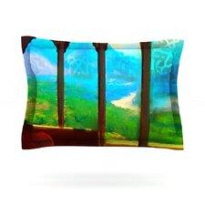 Mountain Retreat by S. Seema Z Pillow Sham