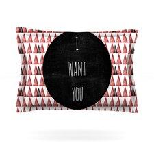 I Want You by Skye Zambrana Featherweight Pillow Sham