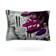 Shoes in SF by Theresa Giolzetti Pillow Sham