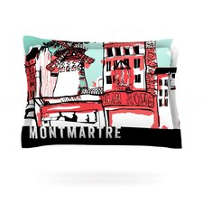 Montmartre by Theresa Giolzetti Pillow Sham