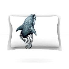 Shark Record by Graham Curran Pillow Sham
