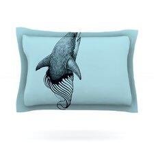 Shark Record II by Graham Curran Pillow Sham