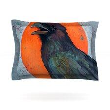 Raven Sun by Lydia Martin Pillow Sham