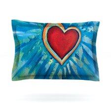Love Shines On by Padgett Mason Pillow Sham