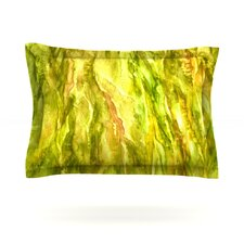 Tropical Delight by Rosie Brown Featherweight Pillow Sham