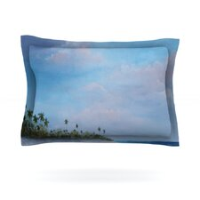 Carefree Carribean by Rosie Brown Pillow Sham