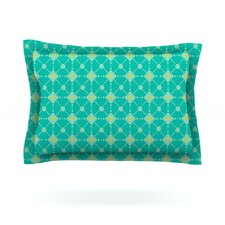 Hive Blooms by Nicole Ketchum Pillow Sham
