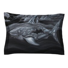 Troubled Joe by Graham Curran Featherweight Pillow Sham