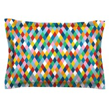 Harlequin by Project M Featherweight Pillow Sham