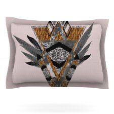 Indian Feather by Vasare Nar Featherweight Pillow Sham