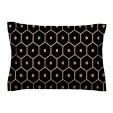 Tiled Mono by Budi Kwan Pillow Sham