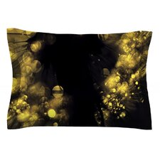 Moonlight Dandelion by Ingrid Beddoes Pillow Sham