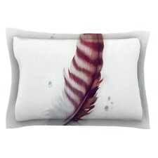 The Feather by Lydia Martin Featherweight Pillow Sham