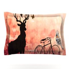 Vintage Forest by Suzanne Carter Pillow Sham