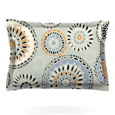 Eastern Promise by Gill Eggleston Featherweight Pillow Sham