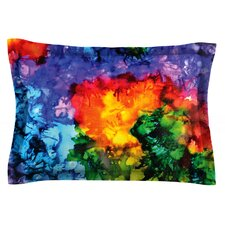 Karma by Claire Day Pillow Sham