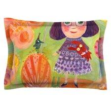 Flowerland by Marianna Tankelevich Pillow Sham