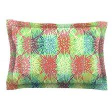 Multi Lacy by Laura Nicholson Pillow Sham