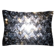 Messier Chevron by Suzanne Carter Featherweight Pillow Sham