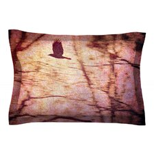 Midnight Dreary by Robin Dickinson Pillow Sham