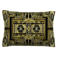 Golden Art Deco by Nika Martinez Pillow Sham