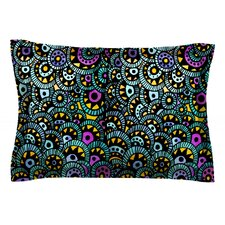 Peacock Tail by Pom Graphic Design Pillow Sham