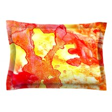 Hot Hot Hot by Rosie Brown Pillow Sham