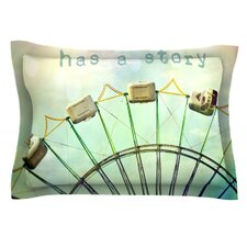 Every Summer Has a Story by Sylvia Cook Pillow Sham