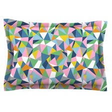 Abstraction by Project M Pillow Sham