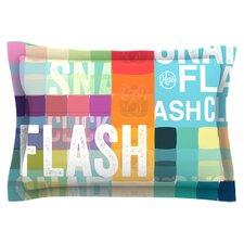 FLASH Pillow Sham