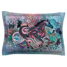 Poetry in Motion by Mat Miller Pillow Sham