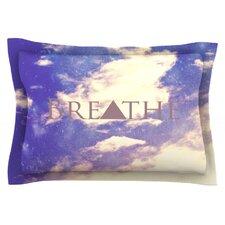 Breathe by Rachel Burbee Pillow Sham
