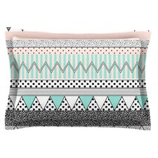Chevron Motif by Vasare Nar Featherweight Pillow Sham