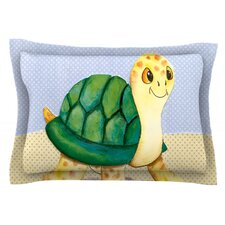Slow and Steady by Padgett Mason Pillow Sham