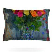 Spring Bouquet by S. Seema Z Pillow Sham