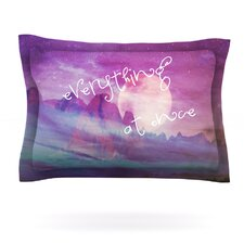 Everything at Once by Monika Strigel Pillow Sham
