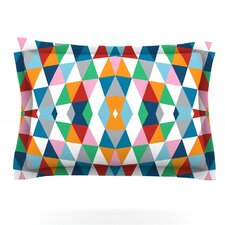 Geometric by Project M Featherweight Pillow Sham