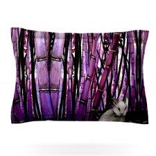 Bamboo Rayon Bunny by Theresa Giolzetti Featherweight Pillow Sham