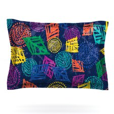 African Beat by Emine Ortega Featherweight Pillow Sham