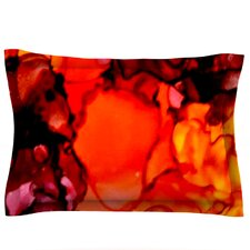 Mordor by Claire Day Pillow Sham