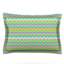 Chevron Love by Nicole Ketchum Pillow Sham