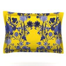 Bloom Flower by Debora Chodik Pillow Sham