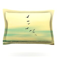 Across The Endless Sea by Robin Dickinson Pillow Sham