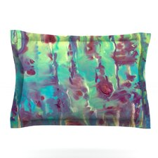 Splash by Rosie Brown Featherweight Pillow Sham