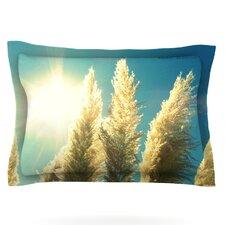 Ornamental Grass by Robin Dickinson Featherweight Pillow Sham